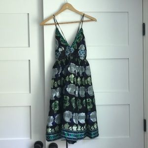 Foley + Corinna silk dress
